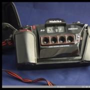 Aparat 3D: Nishika 3D N8000