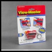 Różności: Breloczek do kluczy w kształcie stereoskopu View-Master (model L)